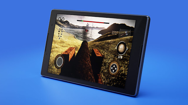 Lenovo Tab3 8 vs Amazon Fire HD 8 tech specs
