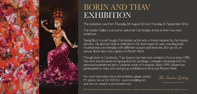 Exposition : Borin et Thav
