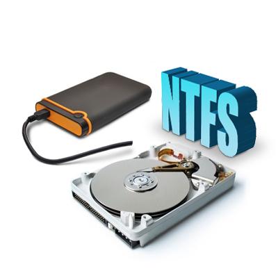 Reconocer dispositivos con Formato NTFS en Centos.