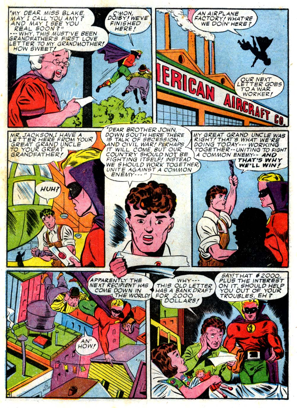 Read online All-American Comics (1939) comic -  Issue #53 - 6