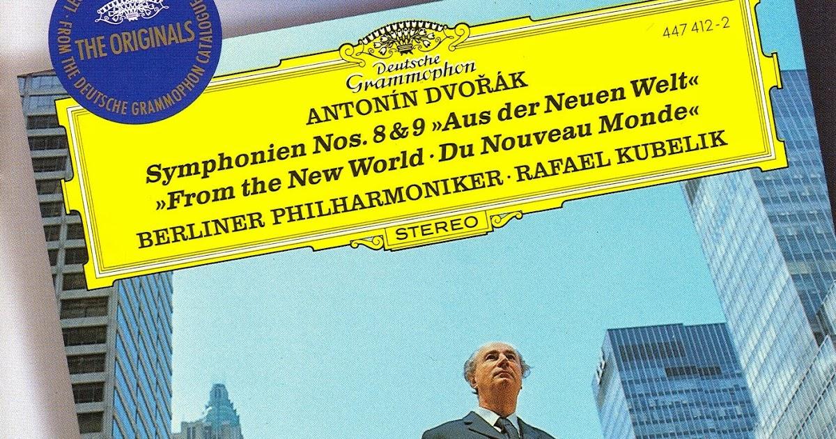 Antonín Dvořák* Dvorak·- Philharmonia Orchestra* Philharmonia Orchestra, The·, Carlo Maria Giulini* Carlo-Maria Giulini - Symphonie N°9 En Mi Mineur