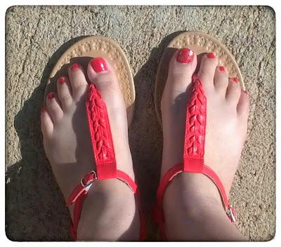Prendre soin de ses pieds : Gommage Homemade