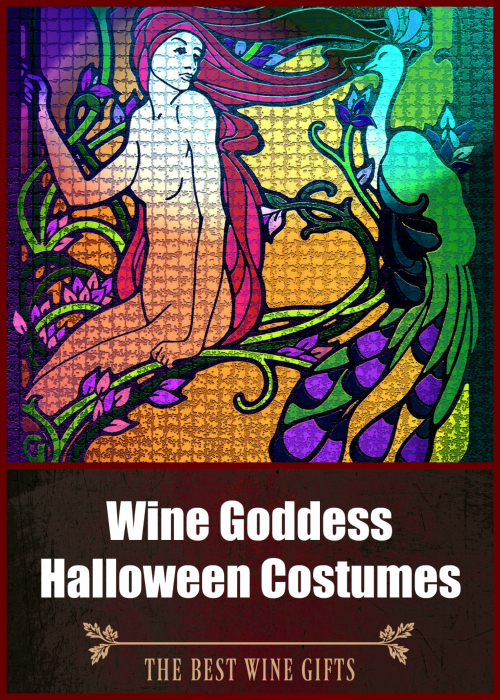 Wine Goddess Halloween Costumes