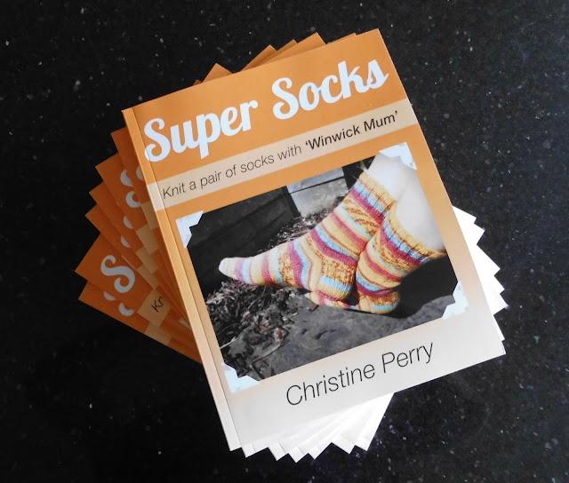 Super Socks book