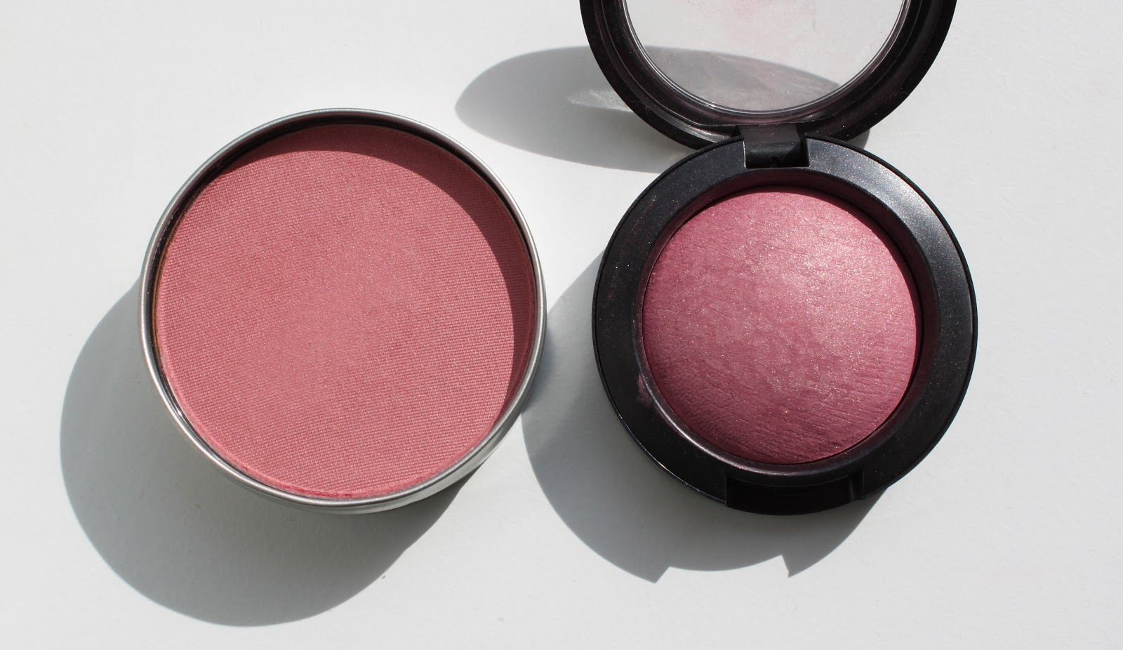 A blush that builds lightly, layer after layer, without heavy coverage.