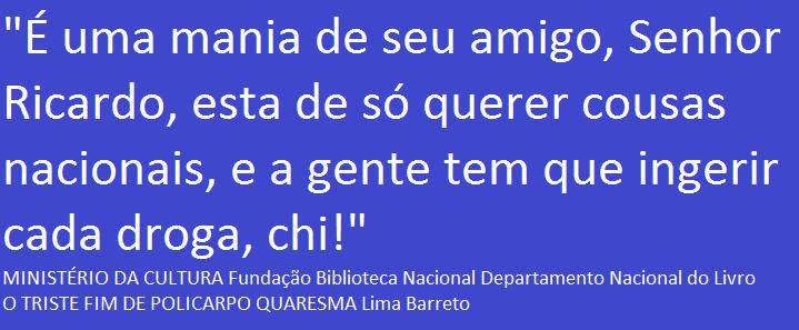 48bbca6dd6e O TRISTE FIM DE POLICARPO QUARESMA Lima Barreto -  LerAgora - PDF ...