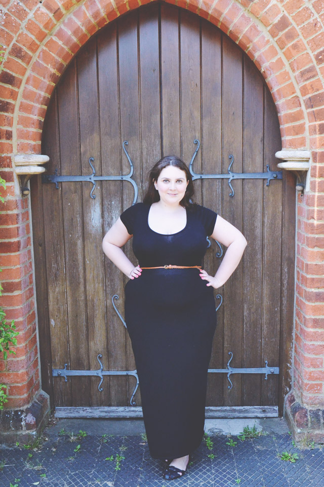 Becky Bedbug: Can fat people wear maxi dresses?