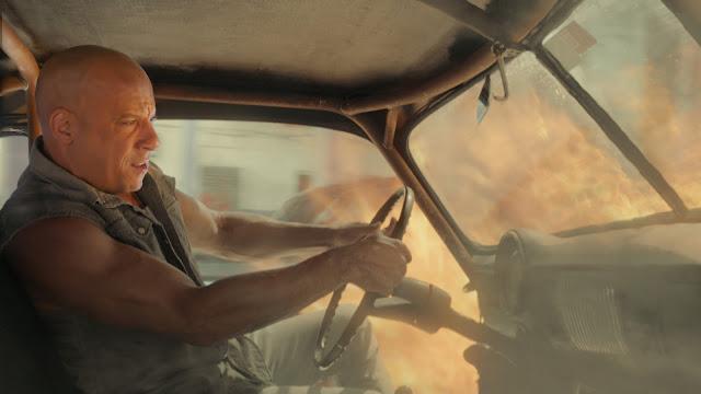 Fast & Furious 8 Dom - Vin Diesel