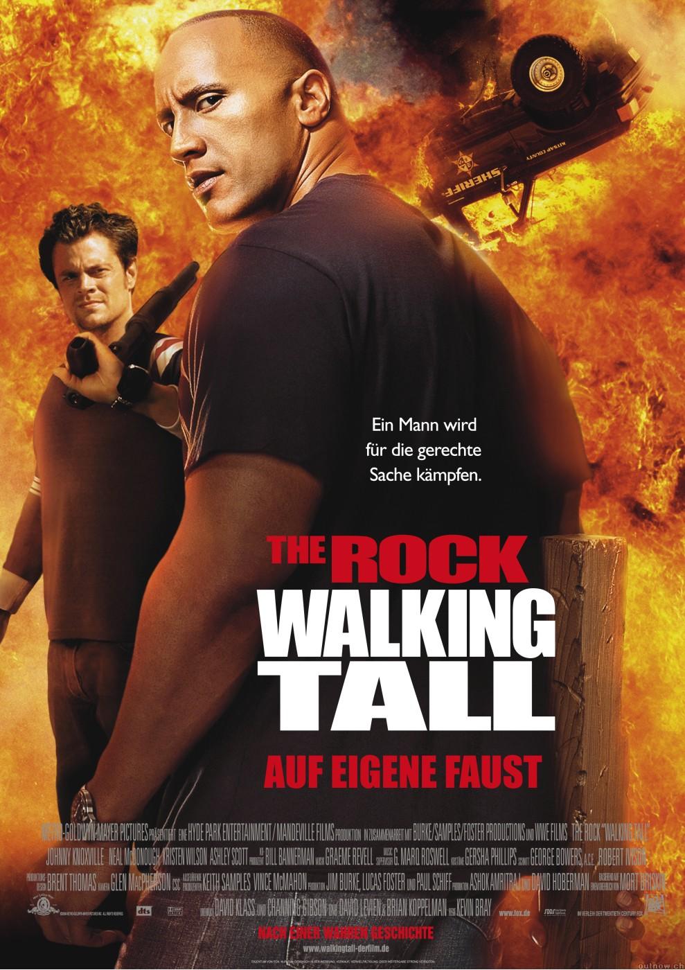 Walking Tall ไอ้ก้านยาว [HD][พากย์ไทย]