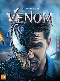 Venom (2018) - BDRip Dual Áudio