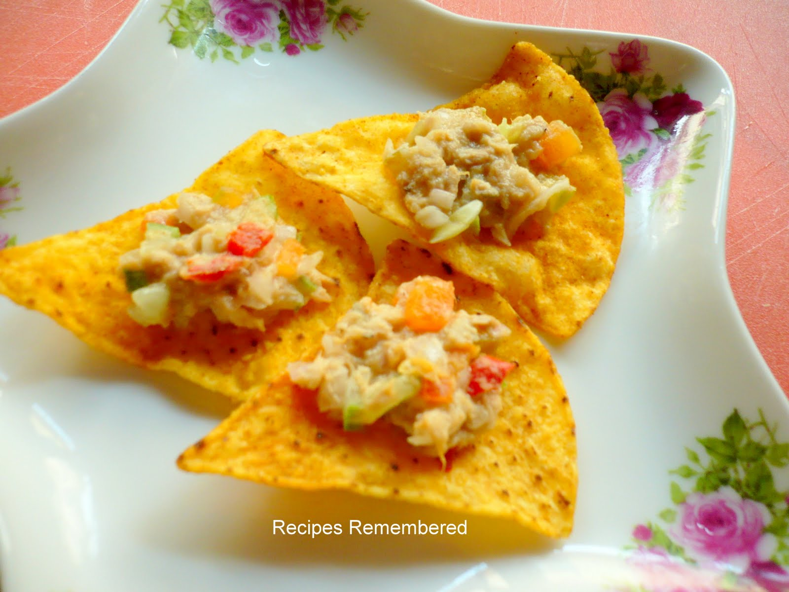 Canapé Sunday But Firzarecipes Recipes Remembered Pringles Canapes With