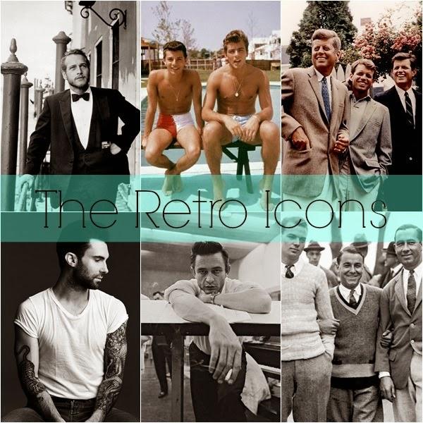 964c647d79b64 A moda retrô masculina é mais voltada para as décadas de 40