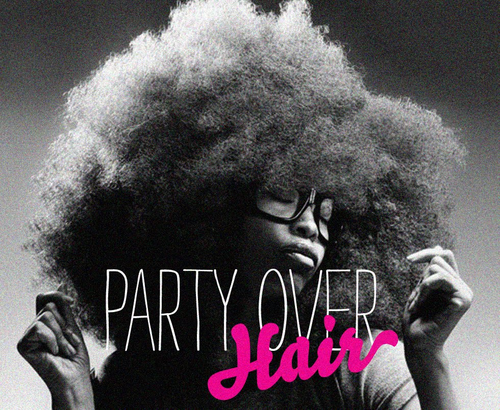 Party Over Hair