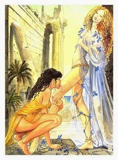 Fantasías lésbicas las más recurrentes de las mujeres