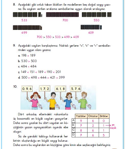 3 Sinif Berkay Yayinlari Matematik Calisma Kitabi 27 Sayfa