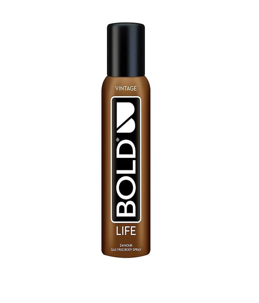 Bold Body Spray Vintage 120 ML