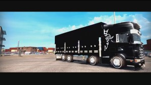 Truck - Scania 124l Karadayı V 2