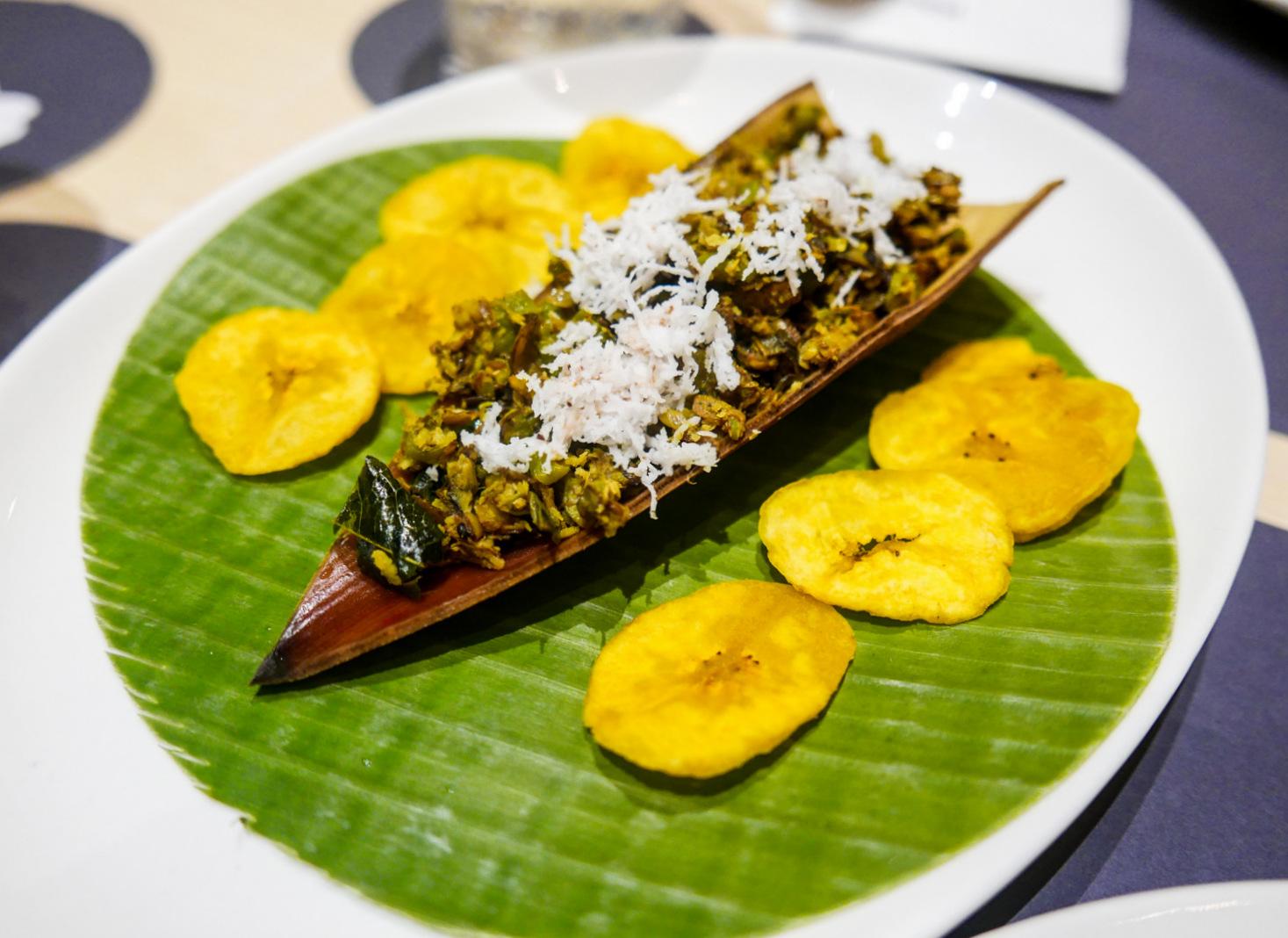 Eat drink kl kayra kerala cuisine taman tun dr ismail for Cuisine kerala