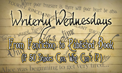Writerly Wednesdays 25
