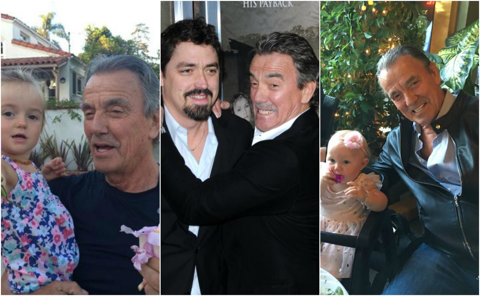 A Look At The Young And The Restless Eric Braeden S Life As A Father Soap Opera News Dale russell gudegast is an actress and writer best known as the loyal wife of the young & restless actor, eric braeden. a look at the young and the restless