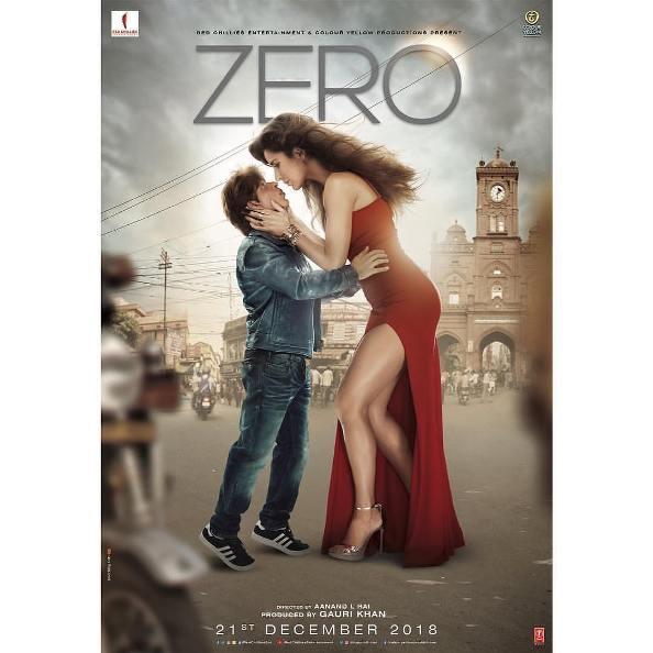 Shah Rukh Khan, Katrina Kaif, Anushka Sharma Hindi movie Zero 2018 wiki, full star-cast, Release date, Actor, actress, Song name, photo, poster, trailer, wallpaper