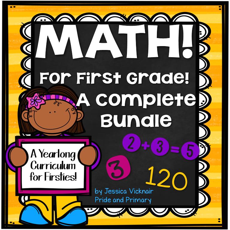 MATH IT! An Easy to Use Math Centers Idea - Tech and Teachability
