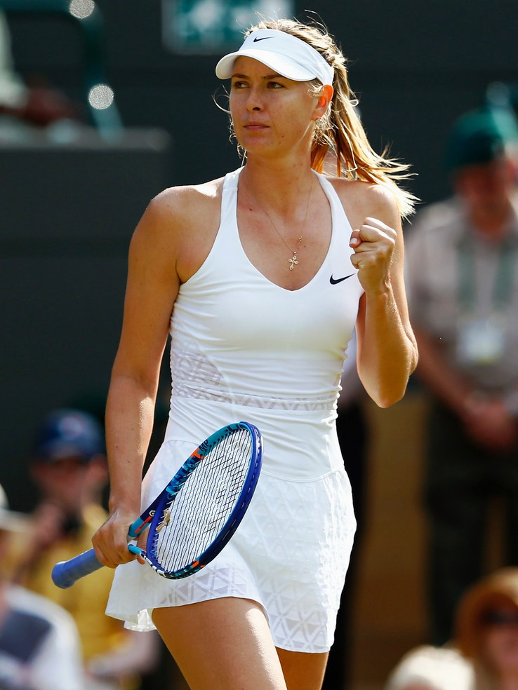 Wta Hotties 2015 Hot-100 1 Maria Sharapova -1621