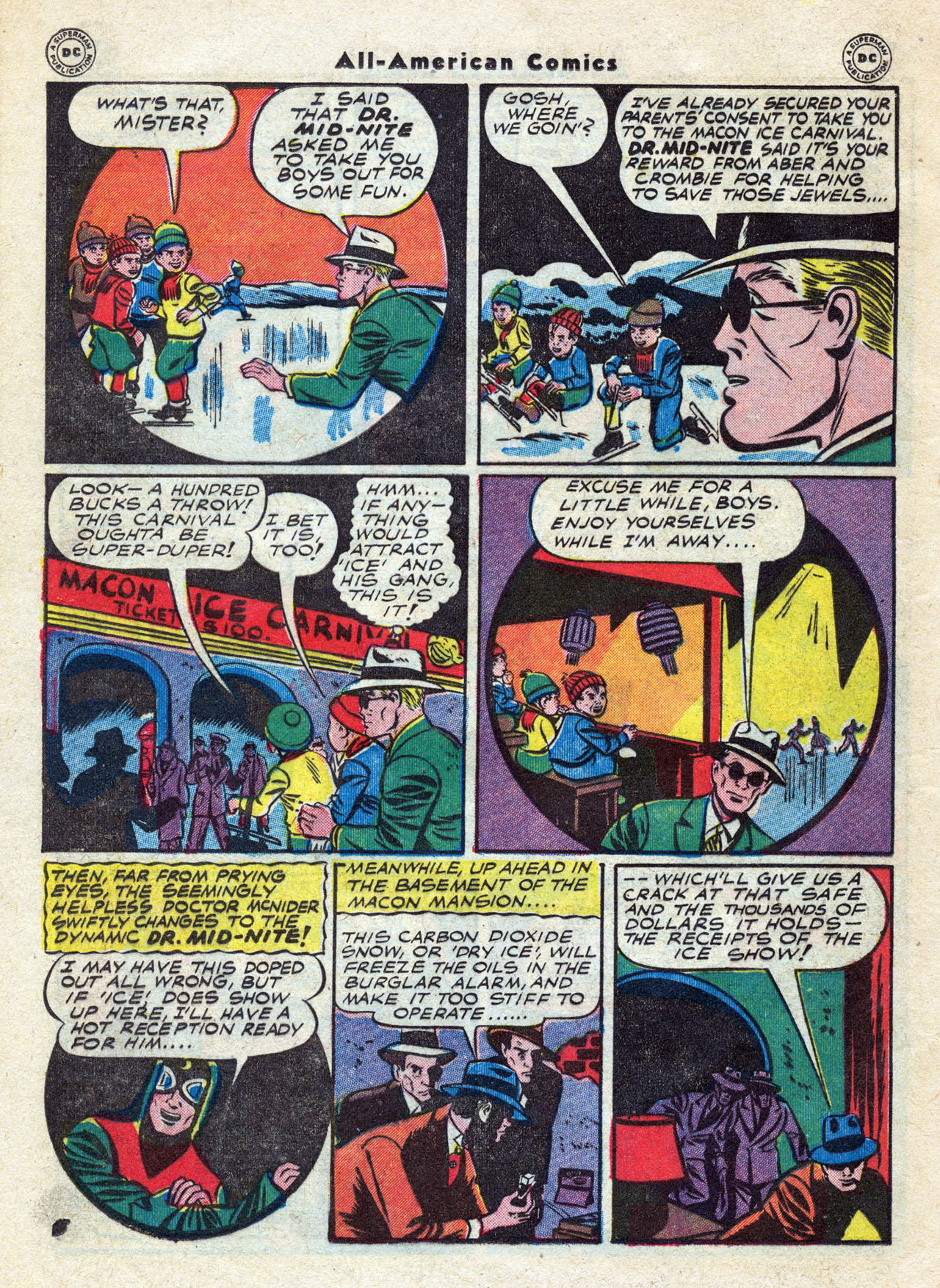 Read online All-American Comics (1939) comic -  Issue #79 - 34