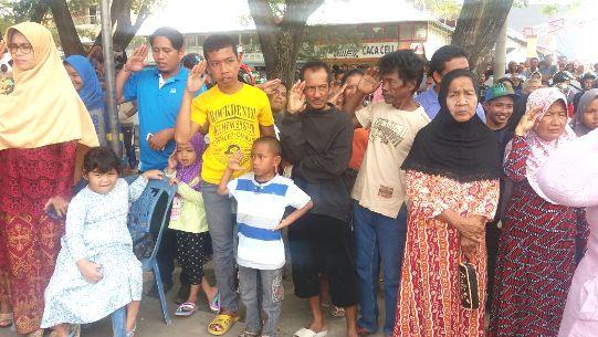 Semangat Kemerdekaan, Di Lapangan Pemuda Benteng, Dan Lebo Kohala