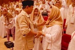 Rajai Debat Keempat, Titiek Soeharto Yakin Elektabilitas Prabowo Terus Meroket