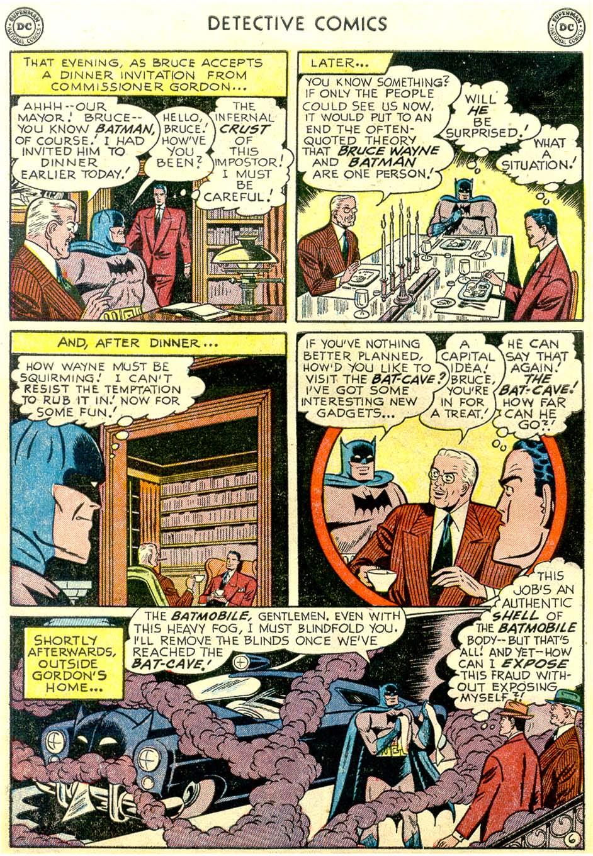 Read online Detective Comics (1937) comic -  Issue #179 - 8