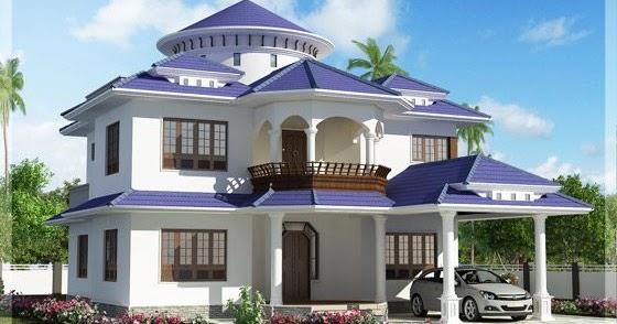 Beautiful Dream Home Design In 2800 Sq Feet Kerala Home