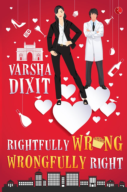 Book Review  Rightfully Wrong Wrongfully Right - Varsha Dixit