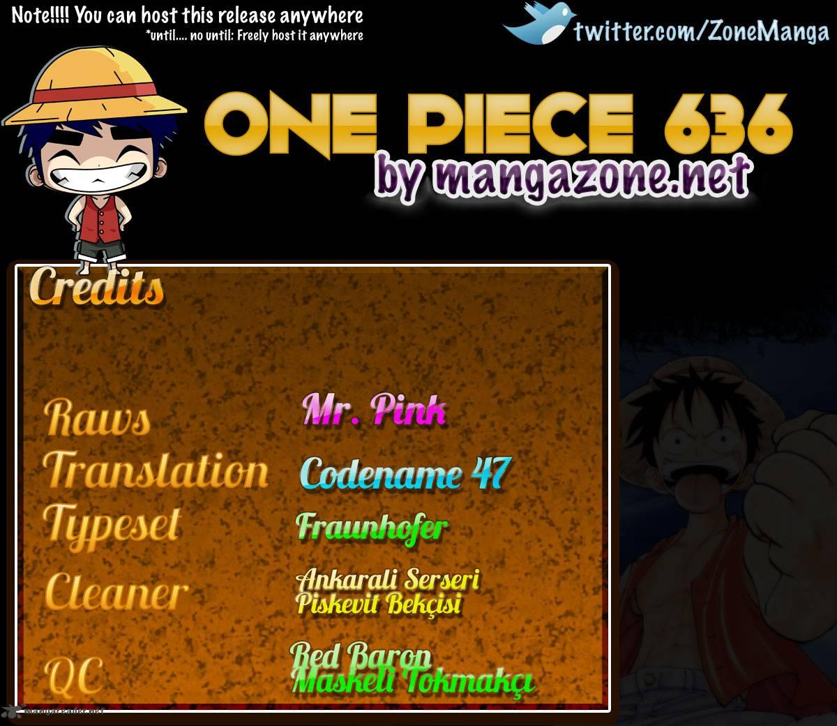 One Piece 636