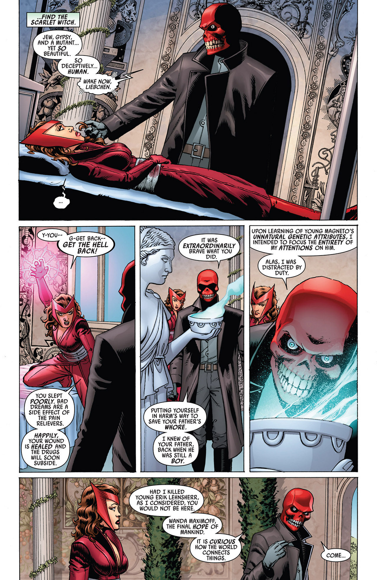 Read online Uncanny Avengers (2012) comic -  Issue #2 - 13