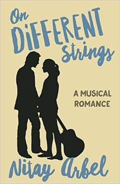 On Different Strings by Nitay Arbel cover