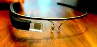 Google glass transmisikan suara lewat tulang