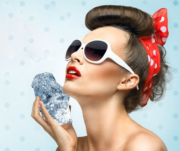 Ice for Beauty Care and Its Amazing Benefit