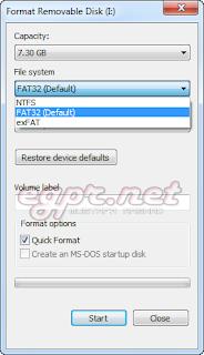 الفرق بين FAT و FAT16 و FAT32 و NTFS REFS و exFAT