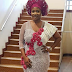Star Actress, Mercy Johnson's Slay Look & Super Gorgeous Outfit, She Rocks To A Wedding Has Got Everyone Talking