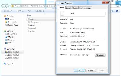 Cách để chỉnh sửa file hosts