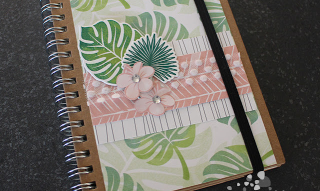 Tropical Escape Notebook