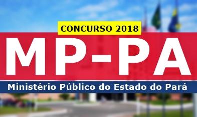 Concurso MP-PA 2018