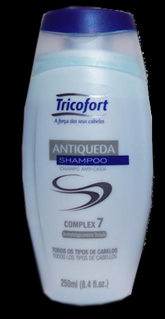 Shampoo anti-queda