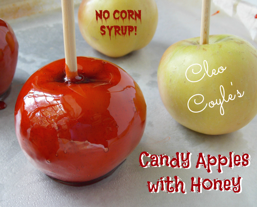 How to Make Candy Apples with Honey (No Corn Syrup!)
