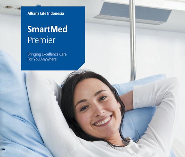 Asuransi Kesehatan Sesuai Tagihan Smartmed Premier Allianz Dengan Total Manfaat Hingga 6 Miliar