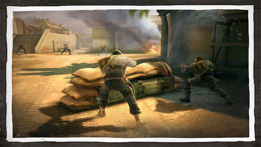 Brothers in Arms 3 - Sons of War