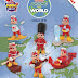 Jollibee Around the World Jolly Kiddie Meal Toys