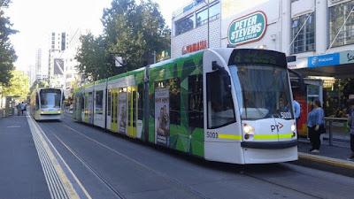 Tranvías de Melbourne
