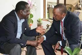 Raila Odinga Abadirisha Mawazo Ataka Mazungumzo na Rais Kenyatta